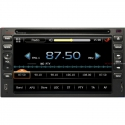 Hoge resolutie 2DIN Europa navigatie radio incl DVD en Bluetooth