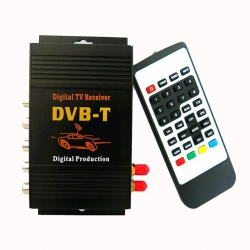 DVB-T Digitale TV ontvanger