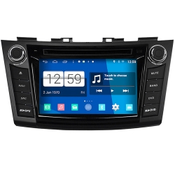 Suzuki Swift Android Autoradio navigatie full europa incl. HD scherm