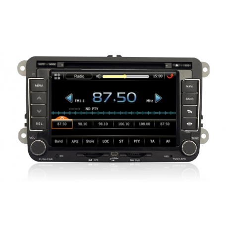 volkswagen rns 510 autoradio navigatie dvd usb bluetooth navaudio. Black Bedroom Furniture Sets. Home Design Ideas