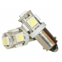 2 x bajonet fitting LED lampen