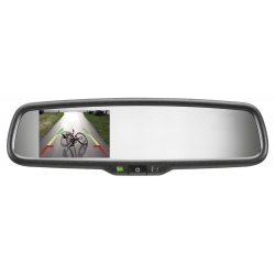 Kia binnenspiegel met video monitor