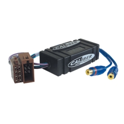 High power speaker-line adapter 2x 35w ISO