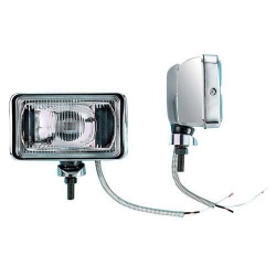 "Mistlamp ""Maxtel"" E 13 WIT afneembare grill"