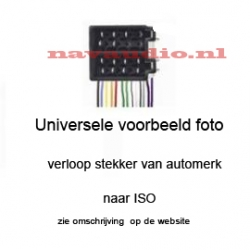 Iso kabel 4sp. Mondeo 04'sony