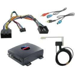 DAB FM interface voor Land Rover Discovery 3: 2005 t/m 2010