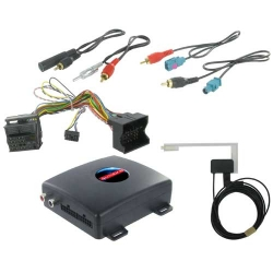 DAB FM interface voor diverse Renault type's (Quadlock/ MOST)