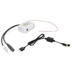 iPod & iPhone FM transmitter voor Saab 9-3 & 9-5