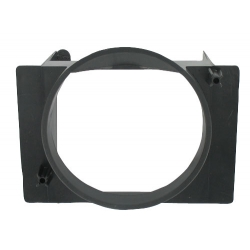 Speakerring voor Alfa 33 --» 1990 Inbouwplaats: Dashboard 100 mm