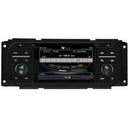 Jeep Autoradio navigatie full europa incl. HD scherm