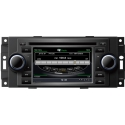 JEEP Grand Cherokee 2007-2010 Autoradio navigatie full europa incl. HD scherm