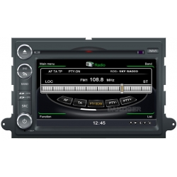 Ford Explorer 2006-2010 Autoradio navigatie full europa incl. HD scherm