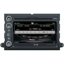 Ford EDGE 2006-2010 Autoradio navigatie full europa incl. HD scherm