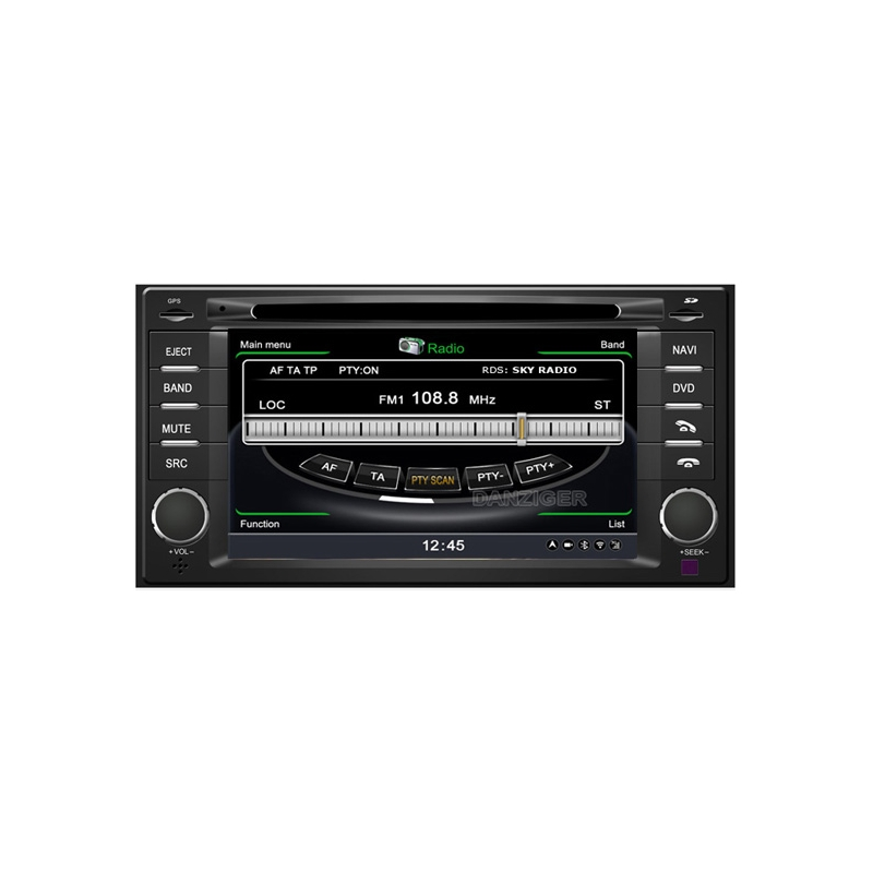 subaru forester how to set radio stations