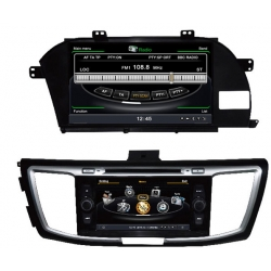 Honda Accord 2013 > Autoradio navigatie full Europa incl. HD scherm