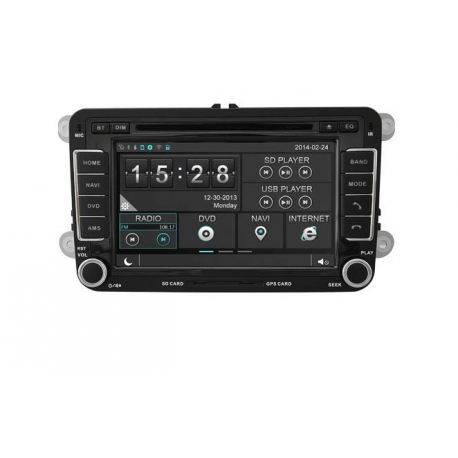 volkswagen rns 510 beetle navigatie autoradio. Black Bedroom Furniture Sets. Home Design Ideas