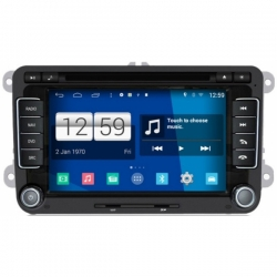 Skoda Superb 2008-» RNS Android Autoradio navigatie full europa incl HD scherm