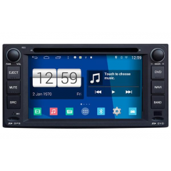 Toyota Land Cruiser 4500 Android Autoradio navigatie full europa incl. HD scherm