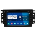 Chevrolet Captiva 2006-2010 Autoradio navigatie op basis van Android