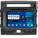 Toyota Land Cruiser 2008-2010 Android Autoradio navigatie full europa incl. HD scherm
