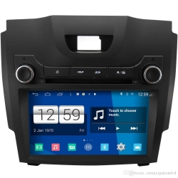 Chevrolet Colorado Autoradio navigatie op basis van Android