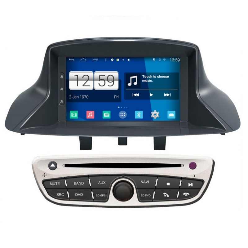 renault megane 3 android autoradio navigatie full europa incl hd scherm navaudio. Black Bedroom Furniture Sets. Home Design Ideas