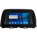 Mazda CX 5 (model 2) Android Autoradio navigatie full europa incl. HD scherm