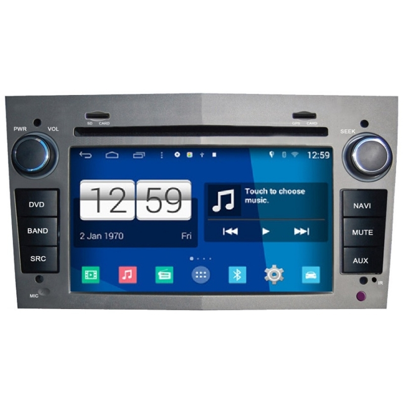 Ongekend OPEL ASTRA 2004‐2009 Android Autoradio navigatie full europa incl NY-77