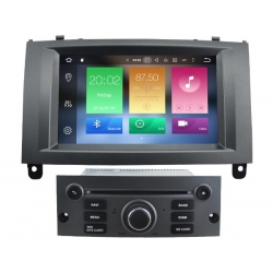 Peugeot 407 android multimedia navigatiesysteem