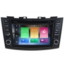 Suzuki Swift Autoradio navigatie full europa incl. HD scherm