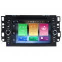 Chevrolet Captiva 2006-2010 Android Autoradio navigatie full europa incl. HD scherm