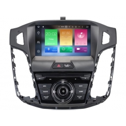 Ford Focus 2012 t/m 2015 Autoradio navigatie full europa incl. HD scherm