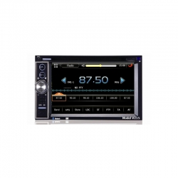 Iveco Daily 2012 --» Full HD 2DIN Europa navigatie radio incl DVD en Bluetooth