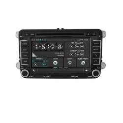 SKODA RNS 510 look autoradio navigatie DVD/USB/Bluetooth