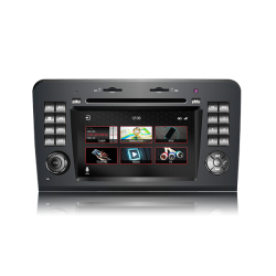 Mercedes ML Navigatie autoradio 2005 - 2010
